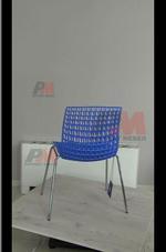 Външни пластмасови столове за плаж