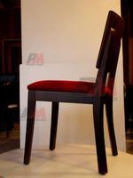 дървени столове с висока издръжливост за ресторанти