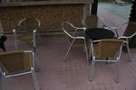 Столове от алуминии за Вашият хотел