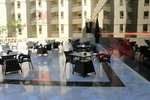 Градински столове за заведение, пластмаса
