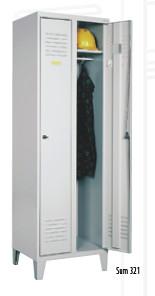 Метален гардероб Sum 321