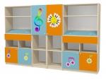 шкафчета по поръчка за детска градина 29431-3188