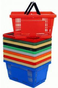 Витрина с контейнер 1200х450х850 мм
