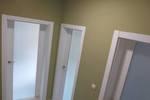 интериорни врати с заоблени первази висококачествени