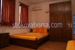 спалня от масив и гардероб по поръчка