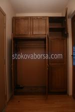 дървен гардероб от масив по ваша идея