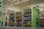 производство на стелажи за детски играчки