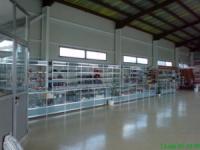 Обзавеждане за магазин за строителни стоки