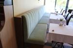 луксозна мека мебел по поръчка за лоби бар