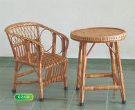 Стол от ракита ШУМЛА - детски