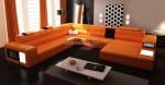 дизайнерски дивани с лежанка