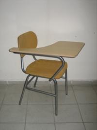 Ученически стол с масичка