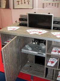 Шкаф за обзавеждане на офис