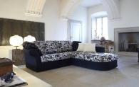 Класическа италианска мека мебел Soffio